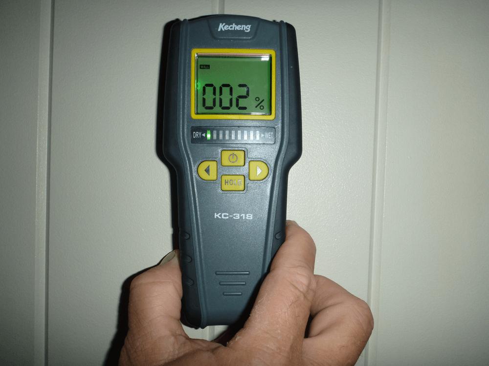 Non Invasive Moisture Meter